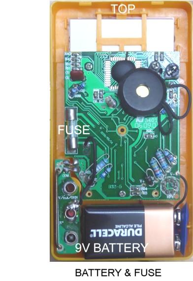 Spiksplinternieuw Using the M-830B digital multimeter in the Home AV-71